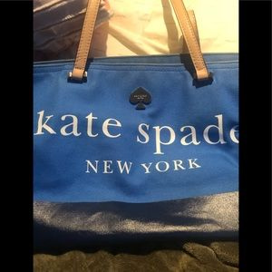 Kate spade bag Looks new 100percent REAL 💜